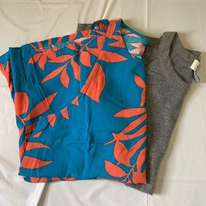 OLD NAVY 2 tank top bundle Ladies size Small